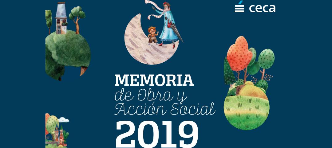 Memoria de Obra y Acción Social 2019