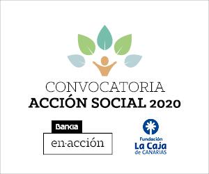 Fundación La Caja de Canarias y Bankia: convocatorias Acción Social 2020