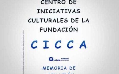 Memoria de Actividades CICCA