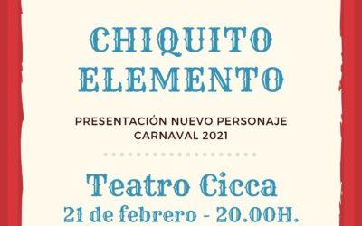 Doble función de la Chichimurga en el CICCA (CAMBIO DE HORA DE LAS 20.00 A LAS 19.30 HRS)
