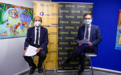 La Fundación La Caja de Canarias y Bankia renuevan su Convenio para impulsar proyectos de atención social y medioambientales en 2021
