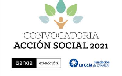 Convocatoria Accción Social Marzo 2021