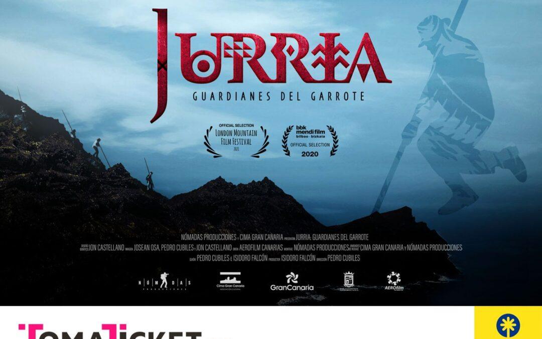 """La película """"Jurria"""" brinca a la sala del CICCA el jueves 27 mayo"""