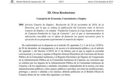 MISE EN PLACE resolución 2020