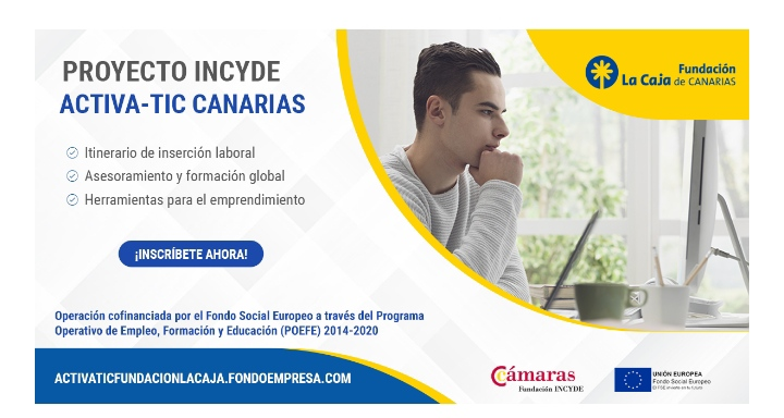 Última edición del proyecto ActivaTIC Canarias