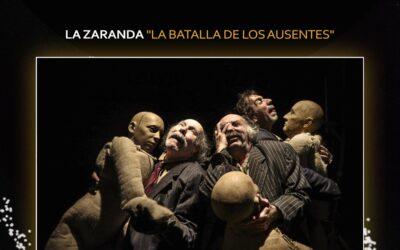La batalla de los ausentes se presenta en el IV Festival Canarias Artes Escénicas
