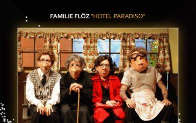 """La obra """"Hotel Paradiso-Familie Flöz"""" en el CICCA, dentro del Festival Internacional 21"""